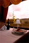Observation Deck on the Napa Valley Wine Train